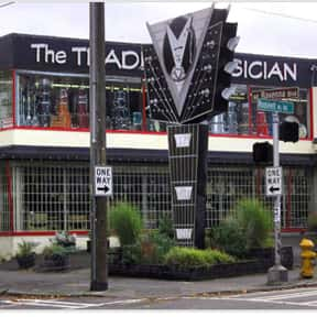 The Trading Musician is listed (or ranked) 13 on the list The Best Guitar Stores In America