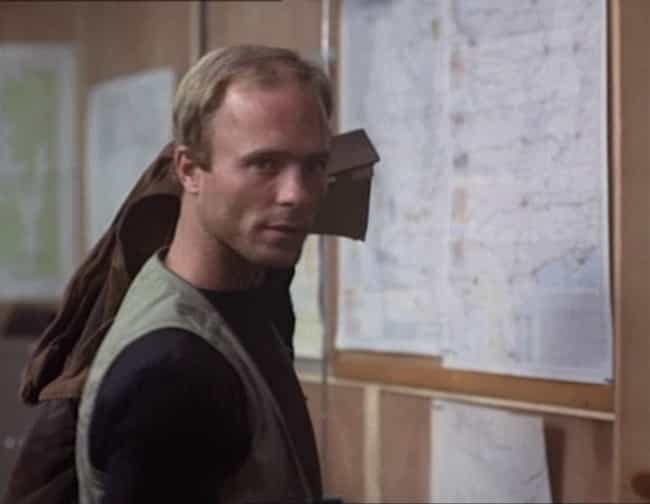Young Ed Harris in Black... is listed (or ranked) 3 on the list 15 Pictures of Young Ed Harris