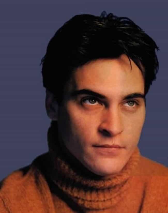 Young Joaquin Phoenix in Orang... is listed (or ranked) 7 on the list 20 Pictures of Young Joaquin Phoenix