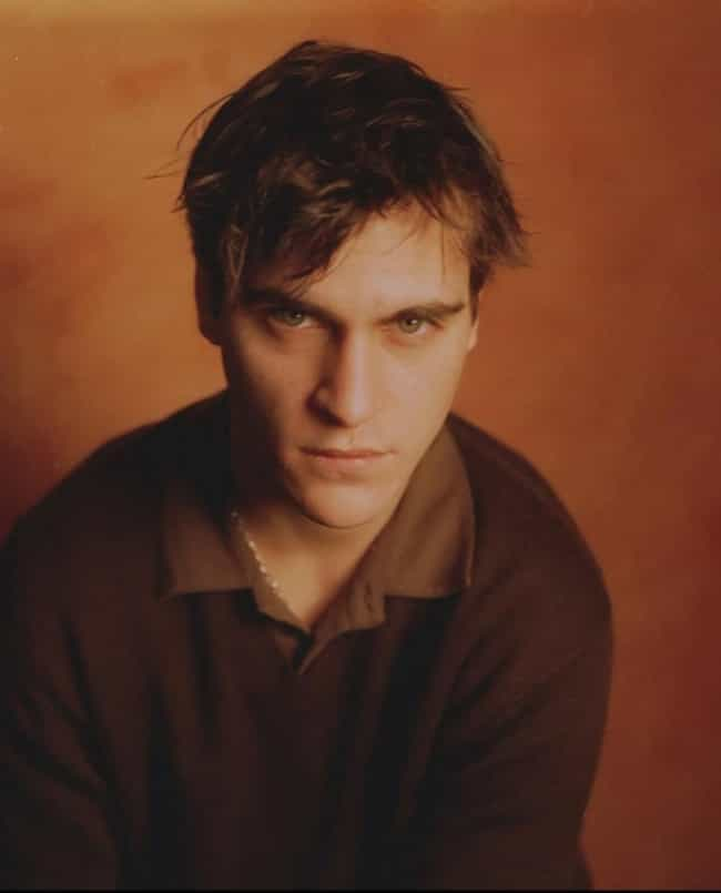 Young Joaquin Phoenix in Brown... is listed (or ranked) 8 on the list 20 Pictures of Young Joaquin Phoenix