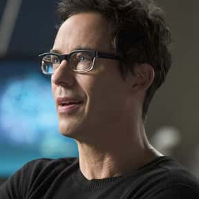 Dr. Harrison Wells is listed (or ranked) 1 on the list The Best Current TV Villains