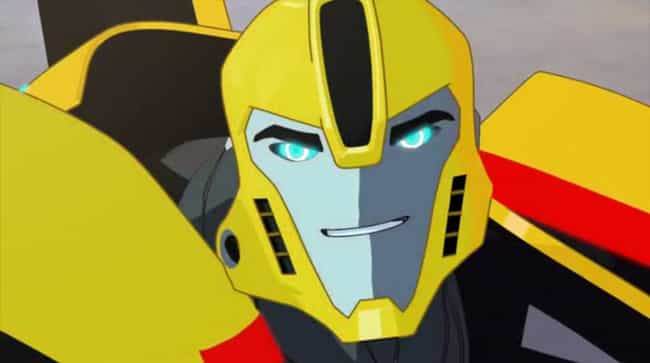 Bumblebee (Robots in Disguise) is listed (or ranked) 2 on the list Heroic Characters from Transformers Robots in Disguise 2015