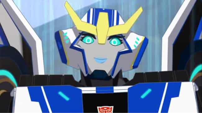 Strongarm (Robots in Disguise) is listed (or ranked) 4 on the list Heroic Characters from Transformers Robots in Disguise 2015