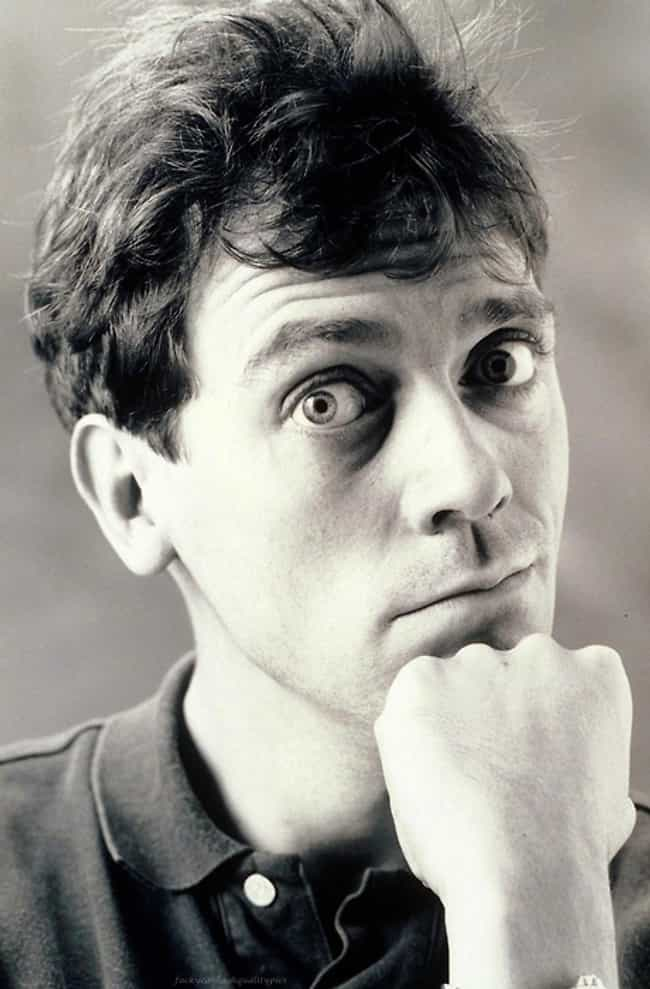 Young Hugh Laurie in Black Pol... is listed (or ranked) 1 on the list 20 Pictures of Young Hugh Laurie