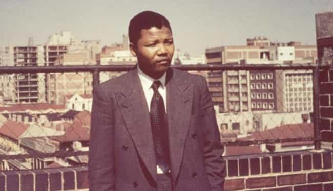 Young Nelson Mandela in Black ... is listed (or ranked) 4 on the list 24 Pictures of Young Nelson Mandela