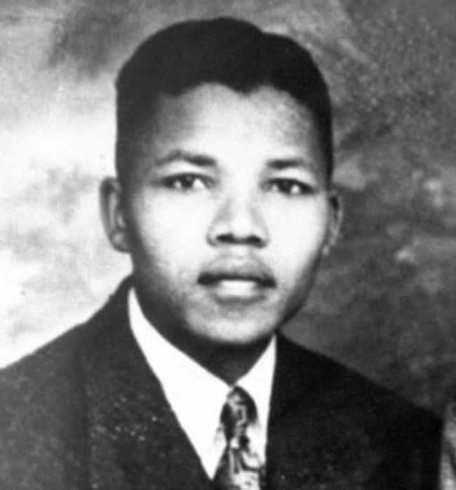 Young Nelson Mandela in Black ... is listed (or ranked) 3 on the list 24 Pictures of Young Nelson Mandela