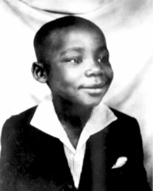 Nelson Mandela As A Child Images Of Nelson Mande...