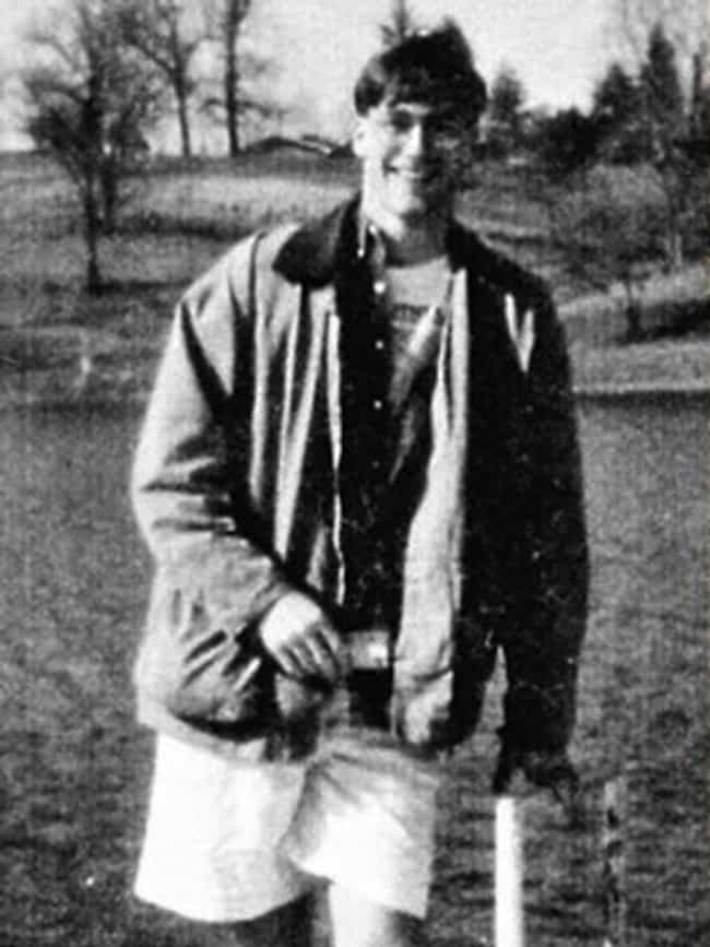 Young Jon Hamm in White ... is listed (or ranked) 4 on the list 8 Pictures of Young Jon Hamm