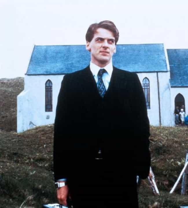 Young Peter Capaldi in Black S... is listed (or ranked) 3 on the list 24 Pictures of Young Peter Capaldi