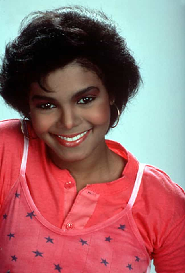 Young Janet Jackson in P... is listed (or ranked) 3 on the list 27 Pictures of Young Janet Jackson