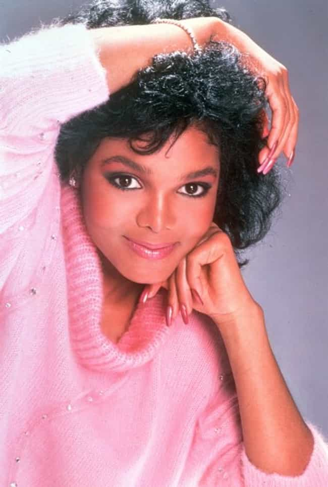 Young Janet Jackson in P... is listed (or ranked) 4 on the list 27 Pictures of Young Janet Jackson