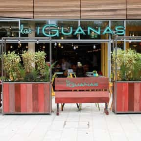 Las Iguanas is listed (or ranked) 8 on the list The Best Restaurant Chains of the UK