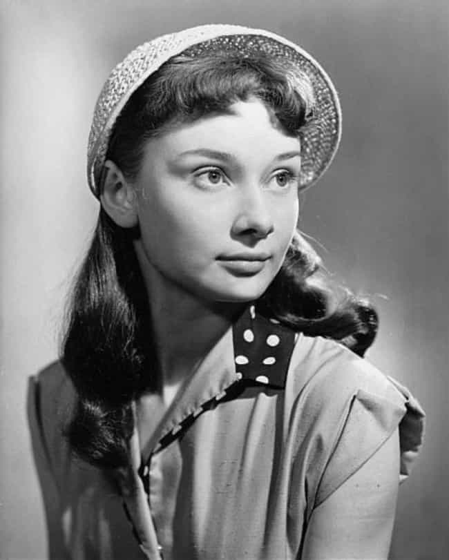 Young Audrey Hepburn in ... is listed (or ranked) 4 on the list 30 Pictures of Young Audrey Hepburn