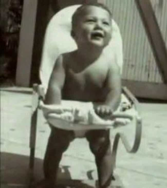 Young Dustin Hoffman as a Baby is listed (or ranked) 1 on the list 26 Pictures of Young Dustin Hoffman
