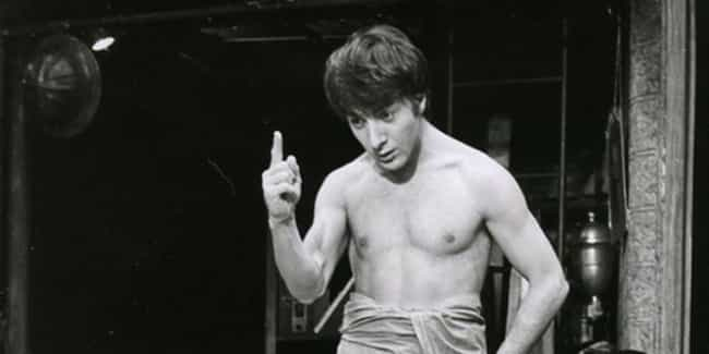 Young Dustin Hoffman Shirtless is listed (or ranked) 3 on the list 26 Pictures of Young Dustin Hoffman