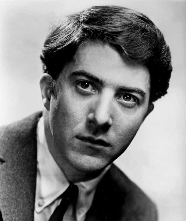 Young Dustin Hoffman in Gray S... is listed (or ranked) 4 on the list 26 Pictures of Young Dustin Hoffman