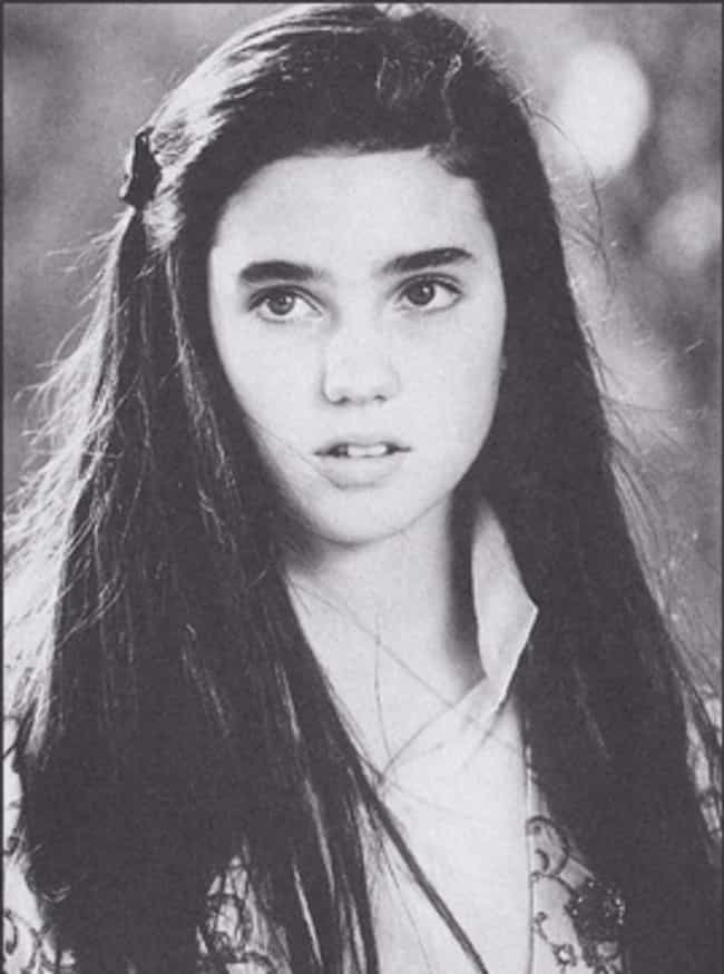 Young Jennifer Connelly In Lab... is listed (or ranked) 1 on the list 26 Pictures of Young Jennifer Connelly