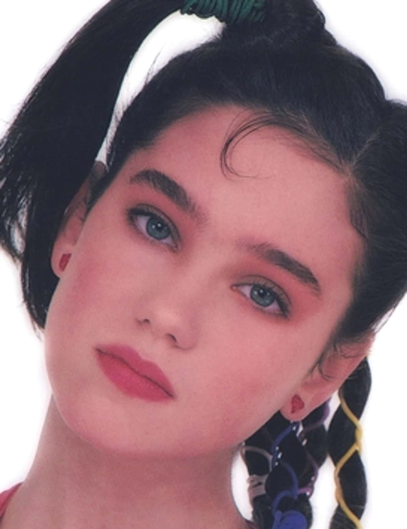 Young Jennifer Connelly All Dolled Up