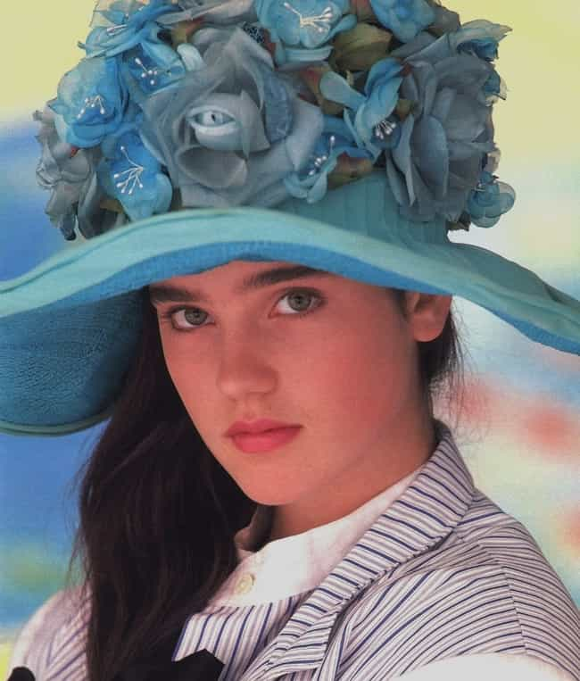 Young Jennifer Connelly ... is listed (or ranked) 4 on the list 26 Pictures of Young Jennifer Connelly