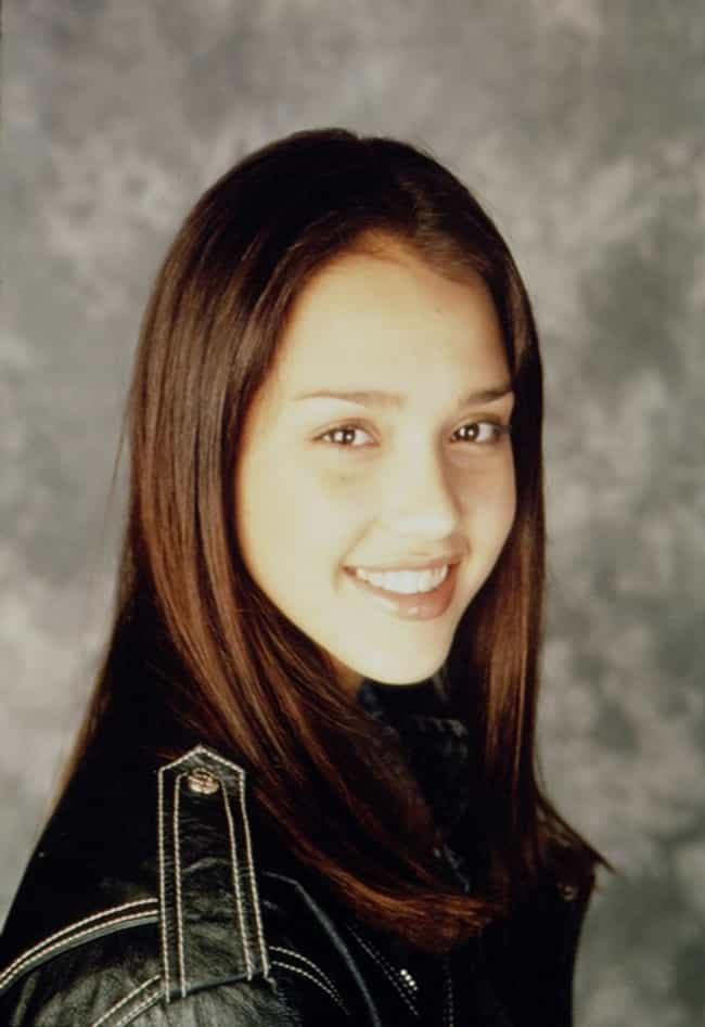 Young Jessica Alba in Bl... is listed (or ranked) 8 on the list 18 Pictures of Young Jessica Alba