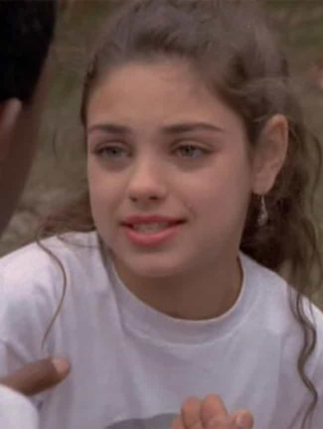 Young Mila Kunis On Texa... is listed (or ranked) 4 on the list Pictures Of Young Mila Kunis