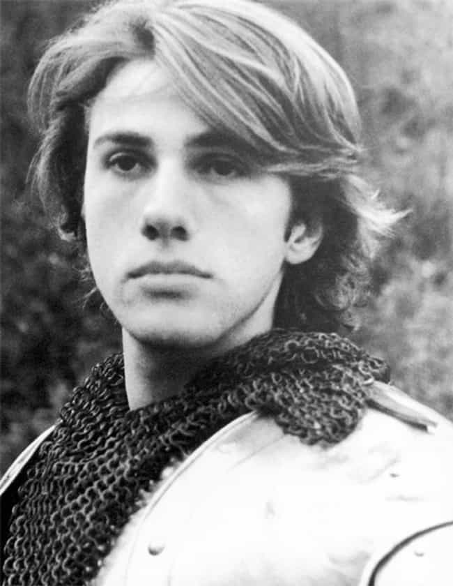 Young Christoph Waltz in... is listed (or ranked) 1 on the list 19 Pictures of Young Christoph Waltz