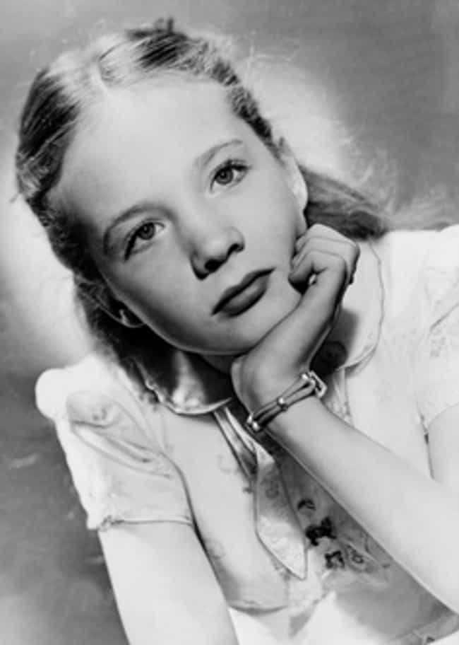 Young Julie Andrews in W... is listed (or ranked) 5 on the list 27 Pictures of Young Julie Andrews