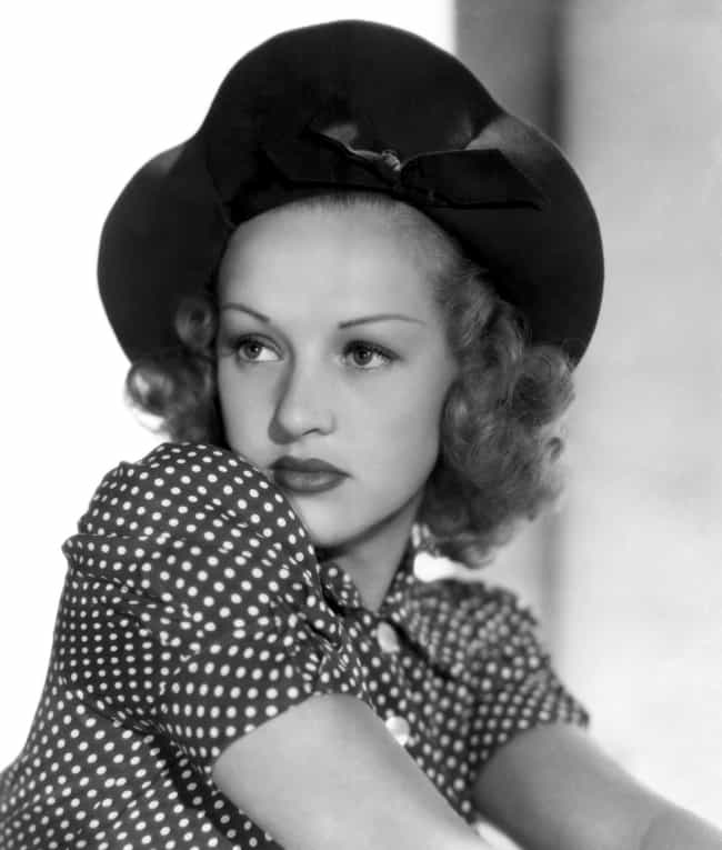 Young Lucille Ball In Polka Do Is Listed Or Ranked 2