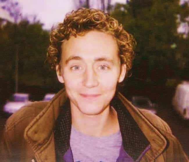 17 Pictures of Young Tom Hiddleston
