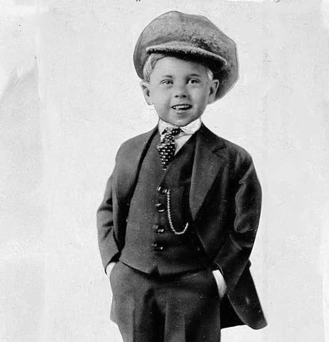 Young Mickey Rooney in Gray Su... is listed (or ranked) 2 on the list 30 Pictures of Young Mickey Rooney