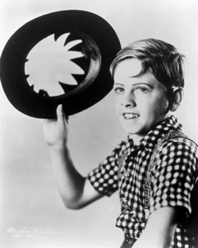 Young Mickey Rooney in Black a... is listed (or ranked) 4 on the list 30 Pictures of Young Mickey Rooney