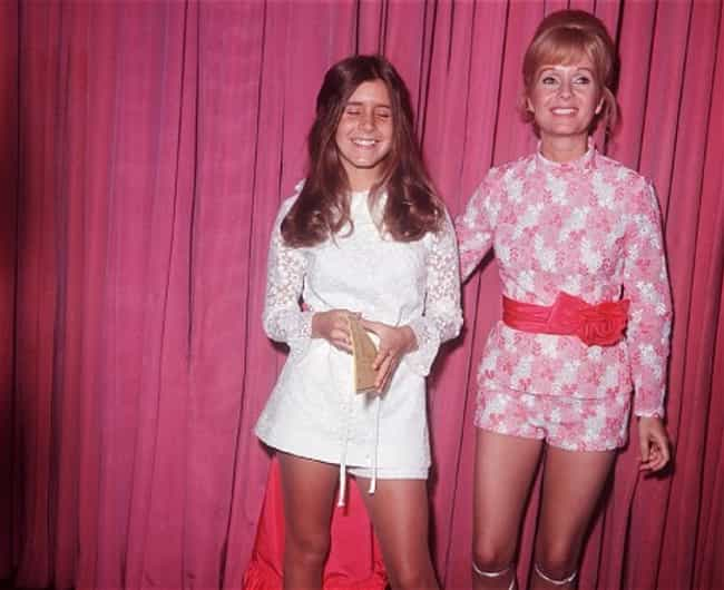 Teenage Carrie And Mom Debbie ... is listed (or ranked) 2 on the list 30 Pictures of Young Carrie Fisher