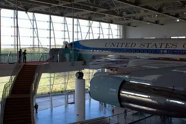 There Are Three Levels and 4,0 is listed (or ranked) 2 on the list 25 Things You Didn't Know About Air Force One