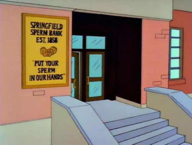 Employees Must Wash Hands is listed (or ranked) 4 on the list The 28 Dirtiest Simpsons Jokes in the History of the Series