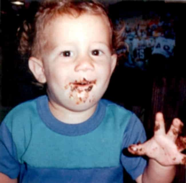 Young Nick Jonas in Blue Shirt... is listed (or ranked) 1 on the list 30 Pictures of Young Nick Jonas