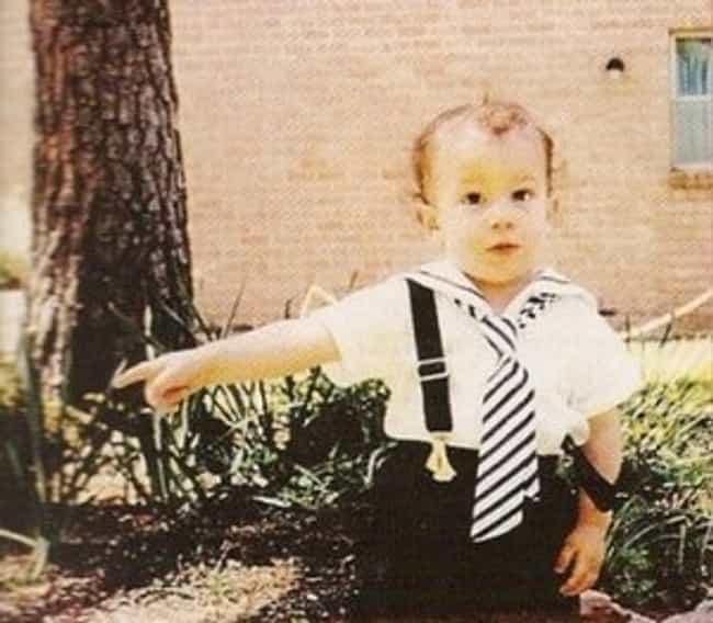 Young Nick Jonas in Black Pant... is listed (or ranked) 2 on the list 30 Pictures of Young Nick Jonas