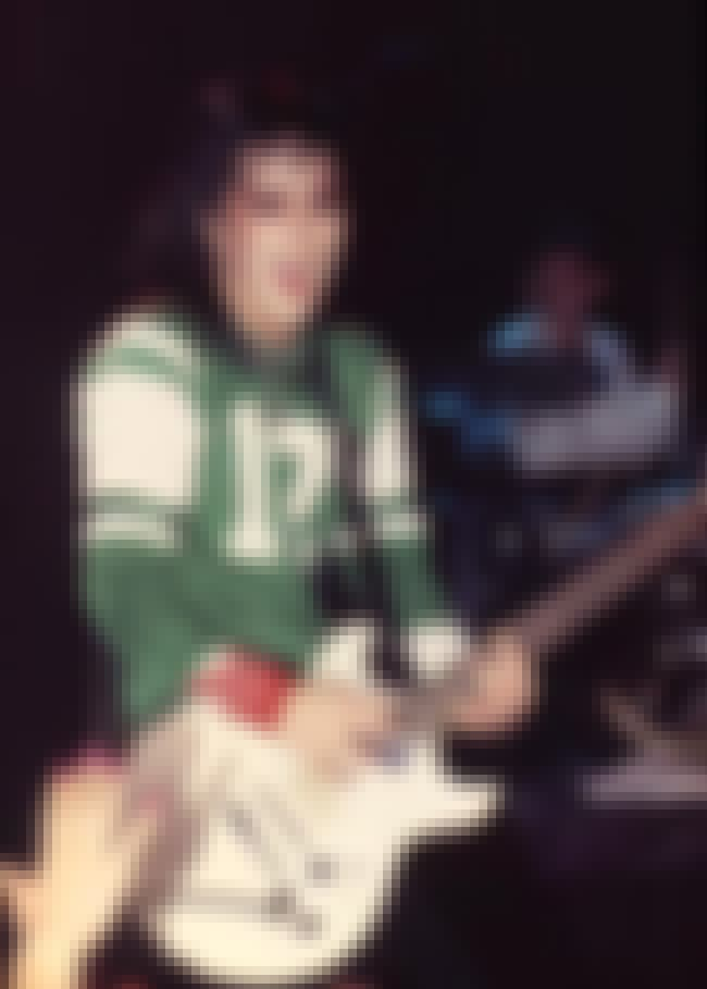 Young Joan Jett in Green and W... is listed (or ranked) 3 on the list 30 Pictures of Young Joan Jett