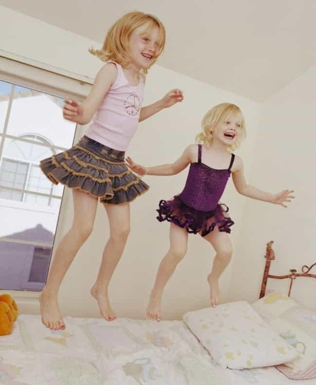 Young Dakota Fanning Jumping o... is listed (or ranked) 3 on the list 30 Pictures of Young Dakota Fanning