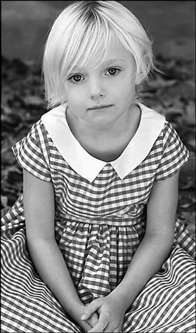 Young Dakota Fanning in Checke... is listed (or ranked) 2 on the list 30 Pictures of Young Dakota Fanning