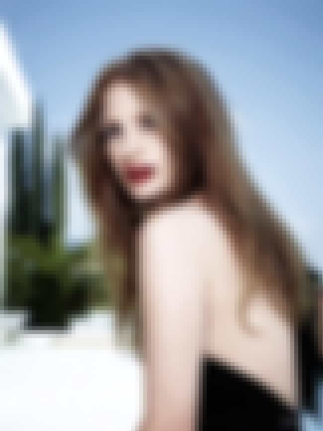Jessica Chastain Wants to Know... is listed (or ranked) 3 on the list The 38 Hottest Jessica Chastain Photos