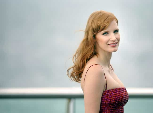 Jessica Chastain Finds Overboa... is listed (or ranked) 4 on the list The Hottest Jessica Chastain Photos