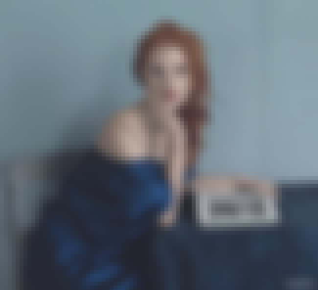 Jessica Chastain is an Analog ... is listed (or ranked) 4 on the list The 38 Hottest Jessica Chastain Photos