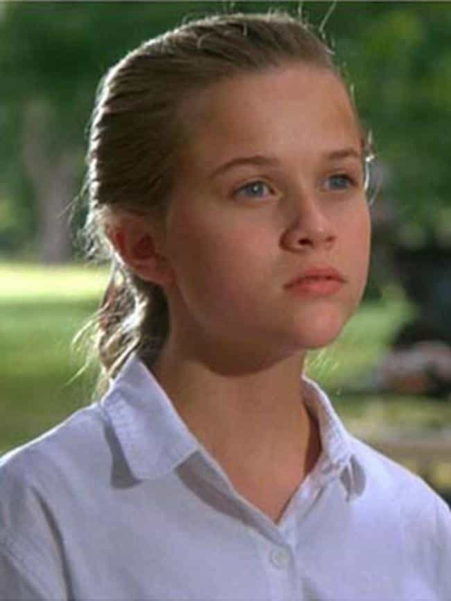 Young Reese Witherspoon in Whi... is listed (or ranked) 4 on the list 30 Pictures of Young Reese Witherspoon
