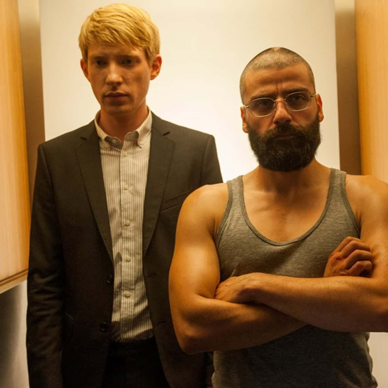 You're Freaked Out is listed (or ranked) 3 on the list Ex Machina Movie Quotes