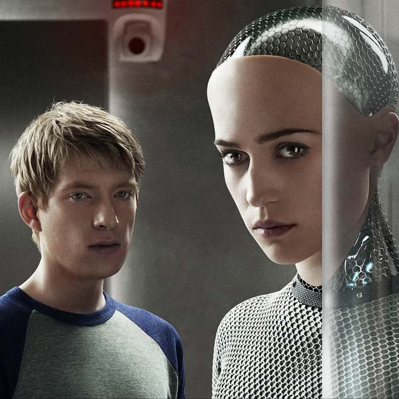 Do You Want to Be My Friend? is listed (or ranked) 1 on the list Ex Machina Movie Quotes