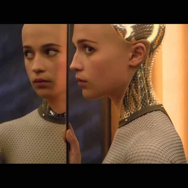 If I Fail Your Test is listed (or ranked) 4 on the list Ex Machina Movie Quotes