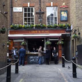 Lamb & Flag, Covent Garden