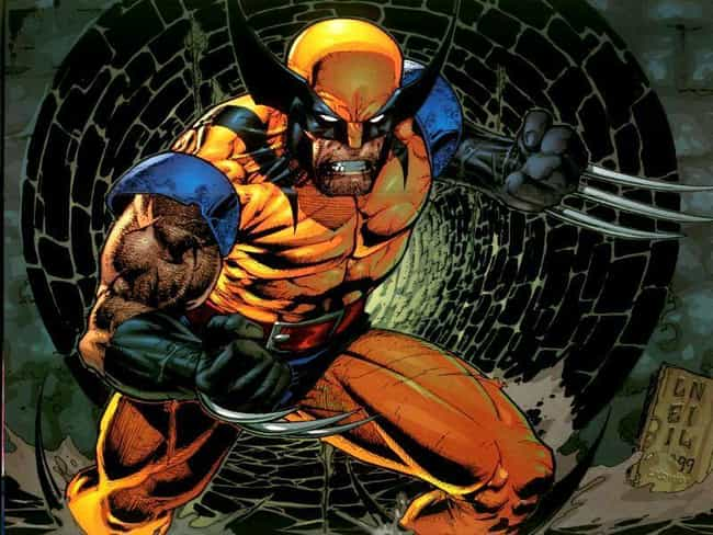 Wolverine's Agility and St... is listed (or ranked) 4 on the list Wolverine vs Deadpool: Who Wins This Marvel Grudge Match?