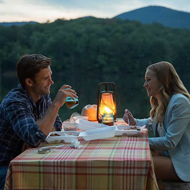 Don't Know How to Make This Wo... is listed (or ranked) 2 on the list The Longest Ride Movie Quotes