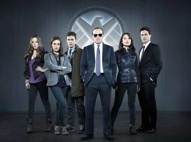 Agent Coulson Is Back is listed (or ranked) 1 on the list 12 Reasons You Should Be Watching Agents of S.H.I.E.L.D.
